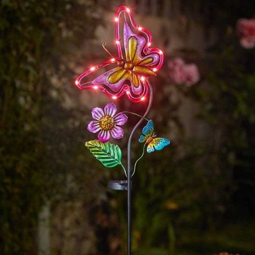 Flutterbella Decorative Stake